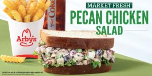 Arby's Pecan Chicken Salad