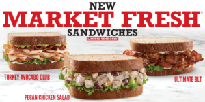 Arby's Market Fresh Summer Sandwiches