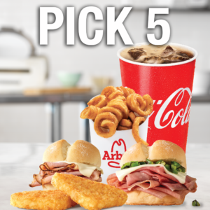 PICK 5 FOR $8.99
