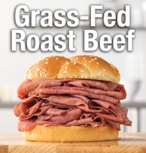GRASS-FED ROAST BEEF